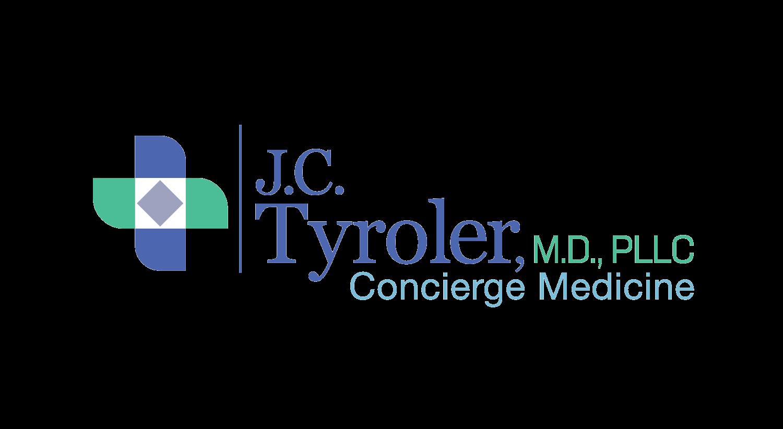 Jay Tyroler, MD PC Logo